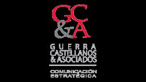 Logo of Guerra Castellanos Asociados (GC&A)