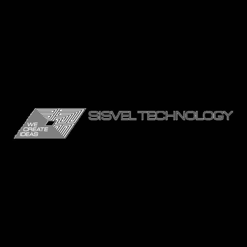 Logo Sisvel Technology, black & white