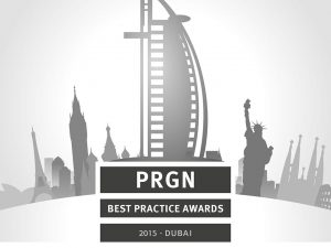 Public Relations Global Network benennt die Gewinner der Best Practice Awards 2015