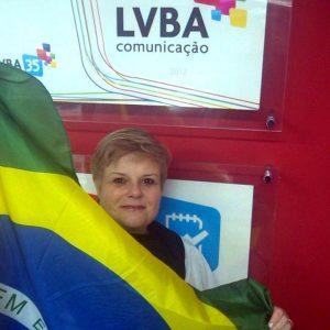 Gisele Lorenzetti Brazilian PRGN partner agency LVBA Comunicação, São Paulo