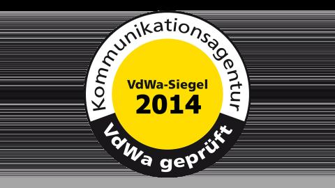 VdWa Agentursiegel 2014