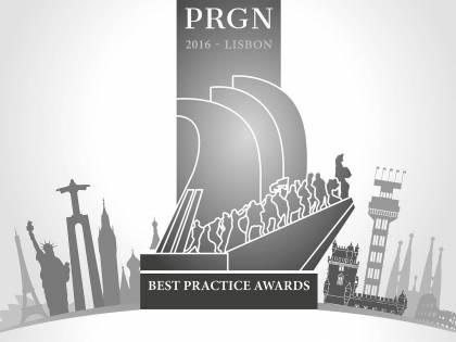 PRGN-Gewinner Best Practice Awards 2016