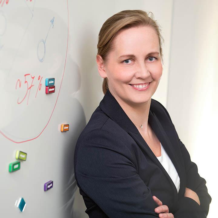 Katja Kleinau, Portrait Foto