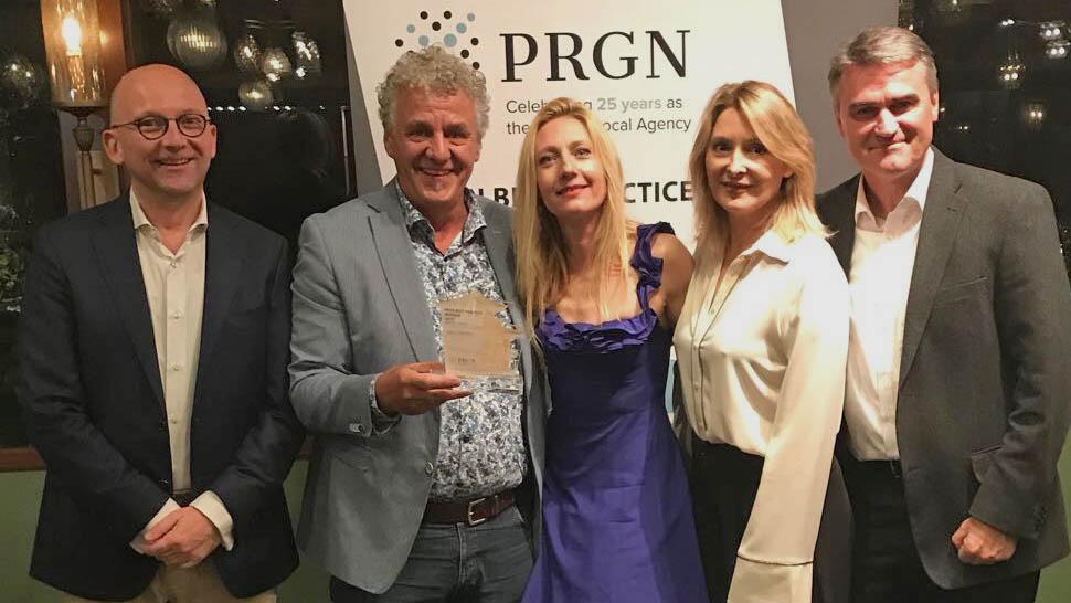 PRGN Awards Kyoto, 2017, Frédéric François, Coen Staal, Chrystina Rytter, Alessandra Malvermi, Uwe Schmidt
