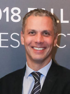 PRGN Geschäftsführer Gábor Jelinek