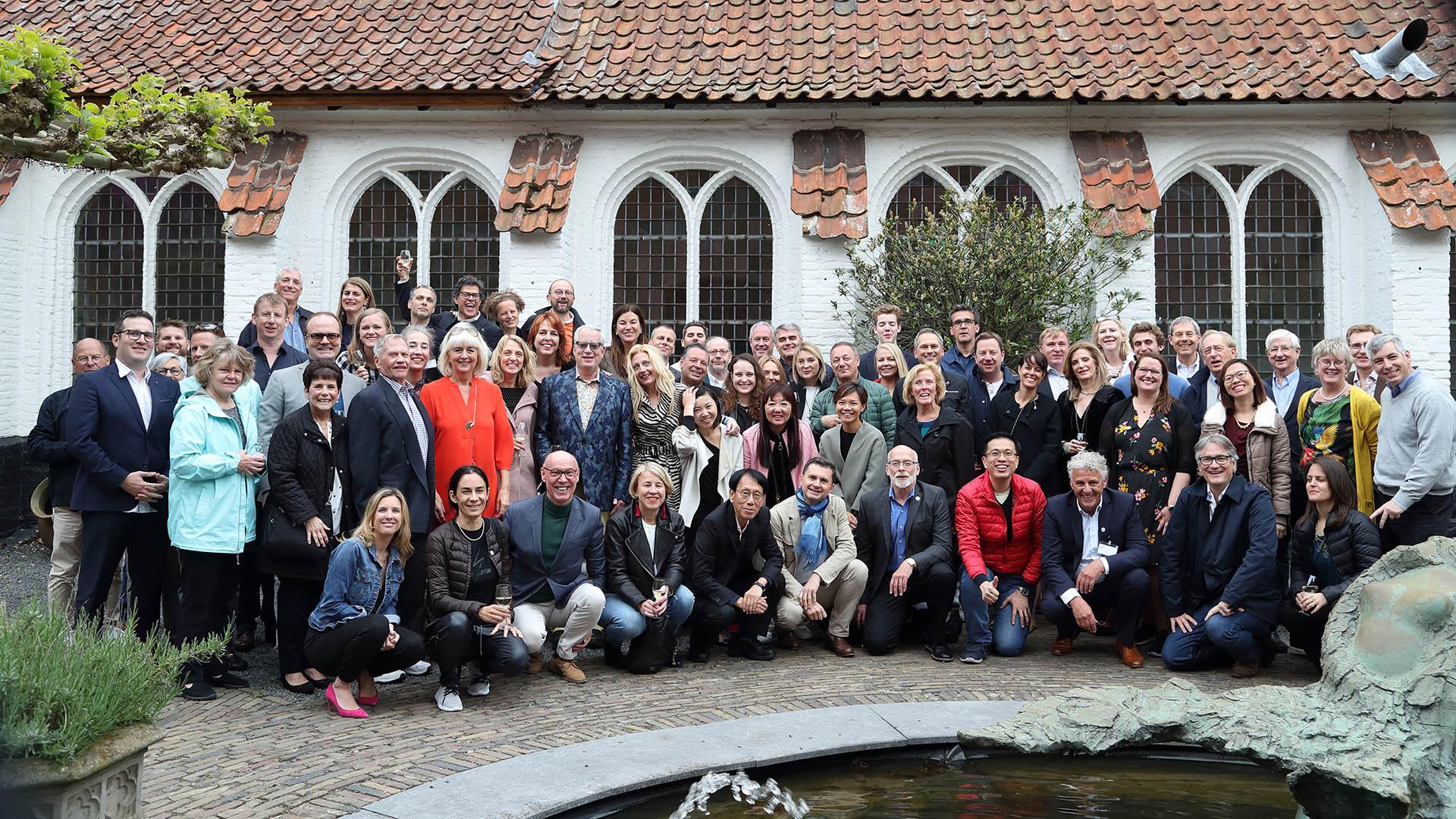 PRGN veranstaltete vom 16. bis 18. Mai 2019 sein halbjährliches Treffen in Amersfoort, Niederlande.