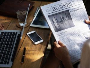 Überregionale Tageszeitungen trotzen dem digitalen Trend