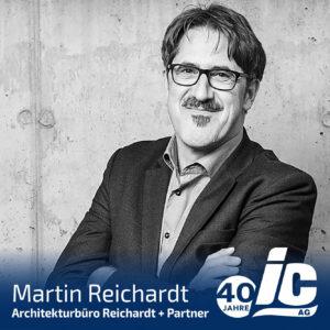 reichardt + partner, Martin Reichardt
