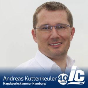 Handwerkskammer Hamburg, Andreas Kuttenkeuler